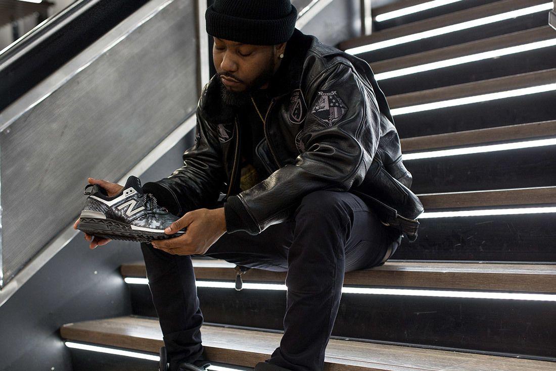 New Balance Black Panther 14