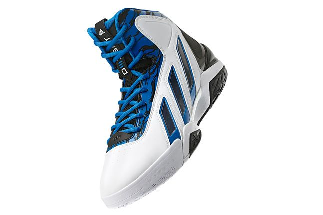 Adipower Howard 3 White Quater Front 1