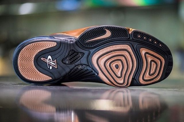 Nike Air Penny 6 Copper 7