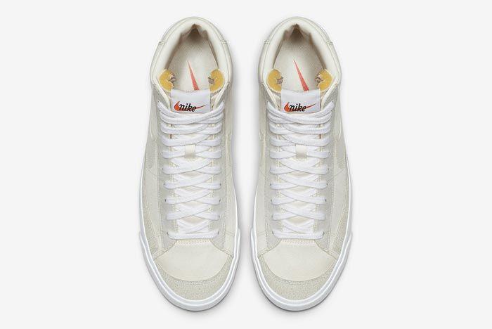 Nike Blazer Mid Canvas Pack Sail Top