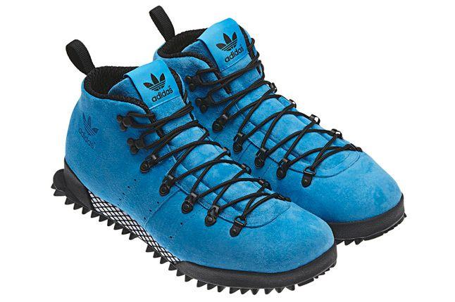 Adidas Primaloft Mountain Marathon Tr Blue Pair 1