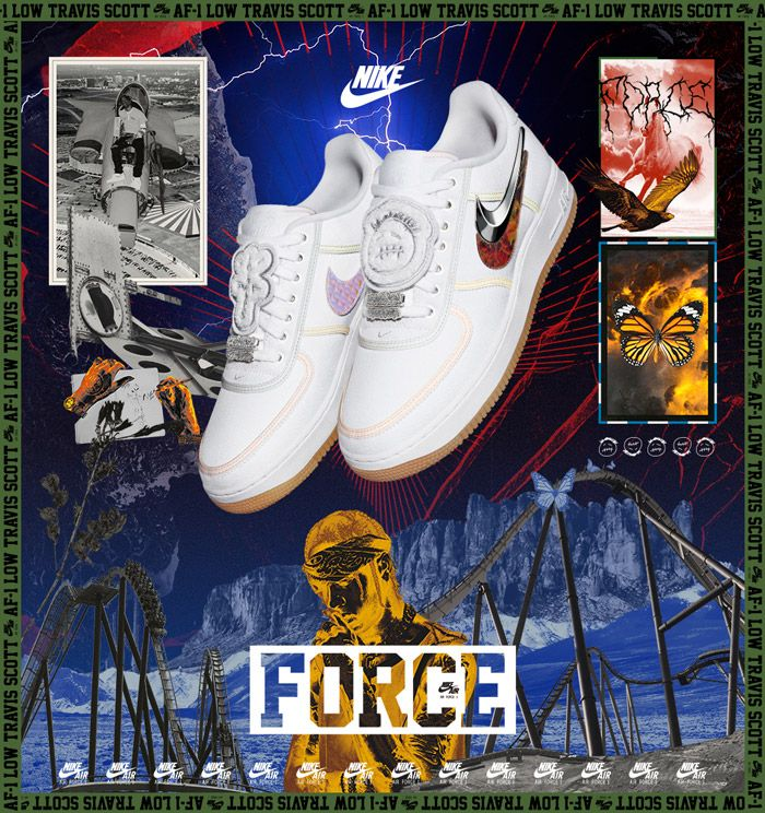 Official Online Drop Dates For Nikes Air Force 1 Af 100 Collection Sneaker Freaker 3