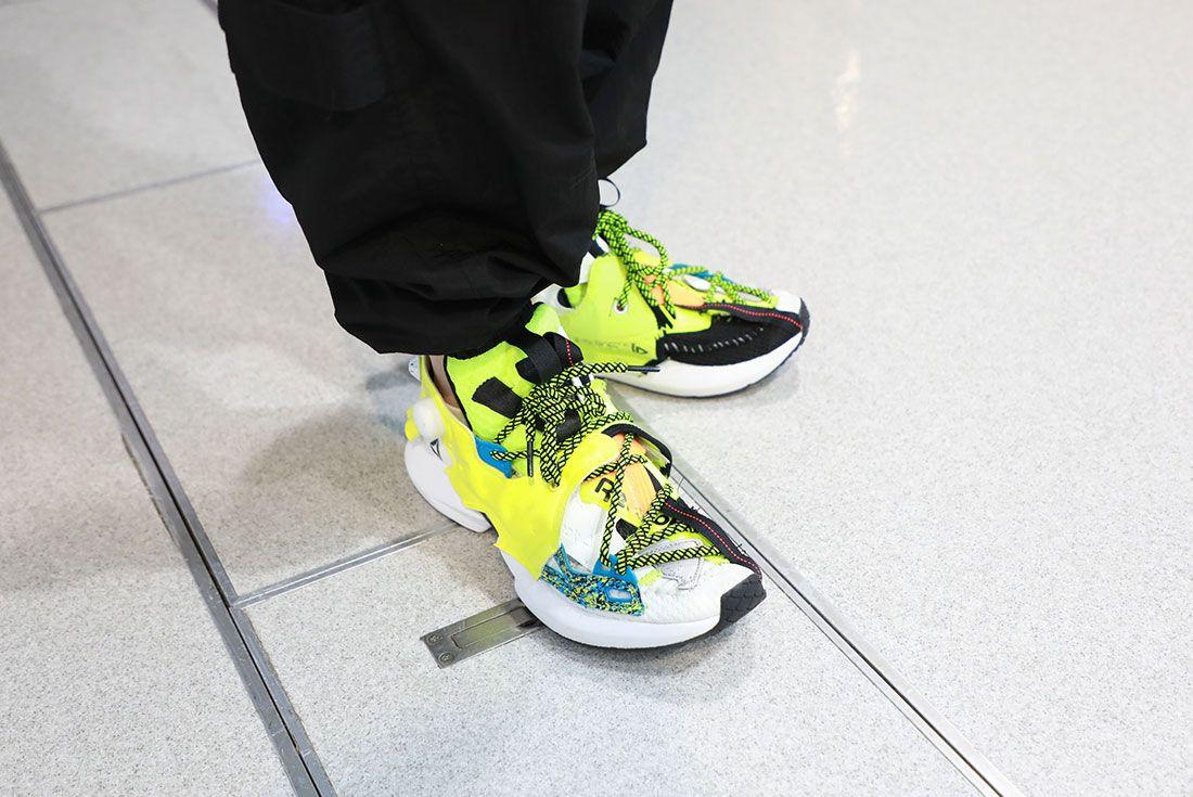 Atmos Con Tokyo 2019 Koji Sneaker Freaker On Foot Shot24