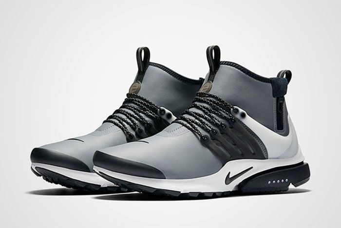 Nike Air Presto Utility Mid Cool Grey Thumb
