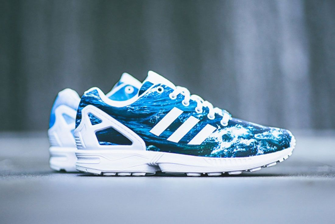 Sneaker Freaker Best Of 2010 2019 Adidas Zx Flux Waves Sneaker Politics