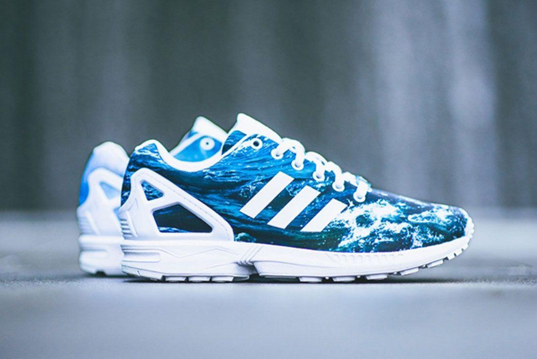 Sneaker Freaker Best Of 2010 2019 Adidas Zx Flux Waves Sneaker Politics