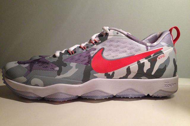 Nike Zoom Hypercross Camo 11