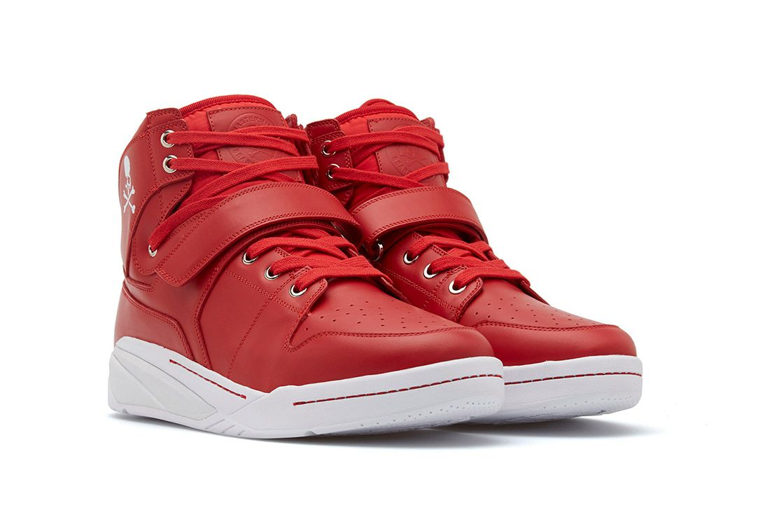 Search Ndesign X Mastermind Ghost Sox Sneaker Freaker Red 10