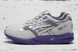 Asics Gel Saga Grey Purple Thumb