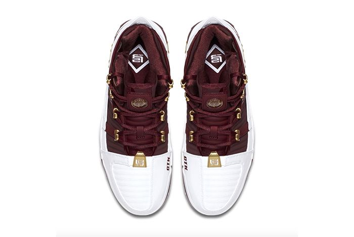 Nike Zoom Lebron 3 Christ The King 2018 3