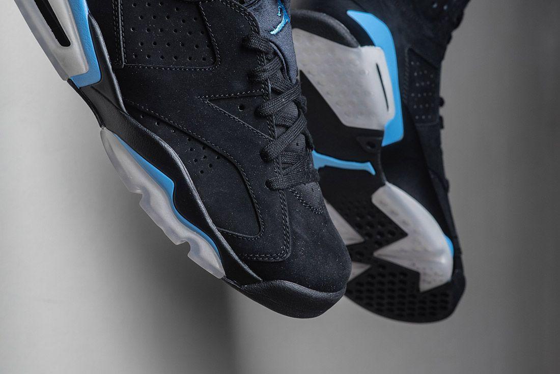 Air Jordan 6 Unc Up Close Sneaker Freaker 8