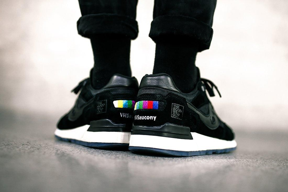 The Good Will Out X Saucony Shadow 5000 Vhs32