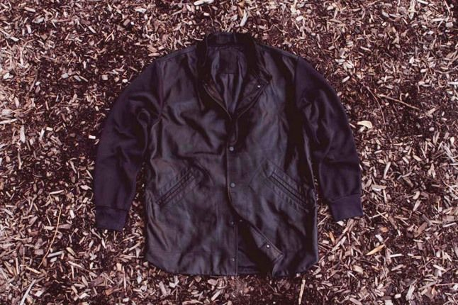 Kith X Stampd Just Dope Capsule Collection Black Jacket 1