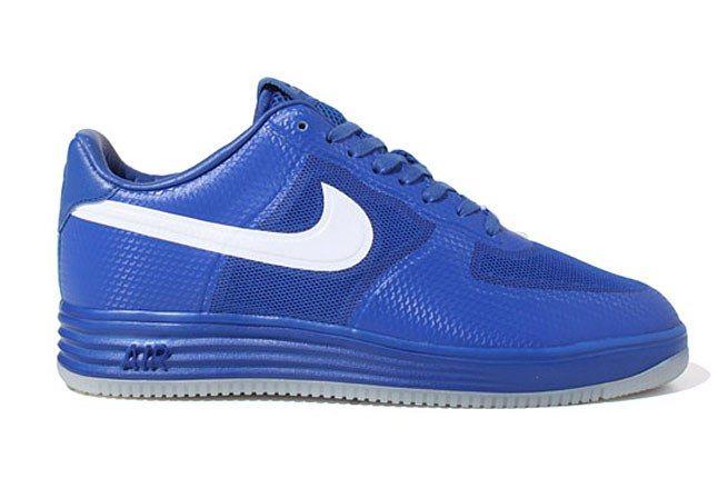 Nike Lunar Force 1 Blue 1