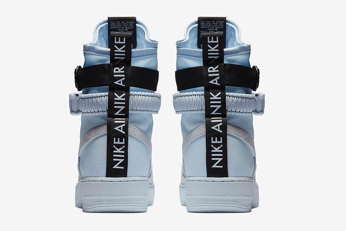 Nike Sf Af 1 Hi Blue Tint 5