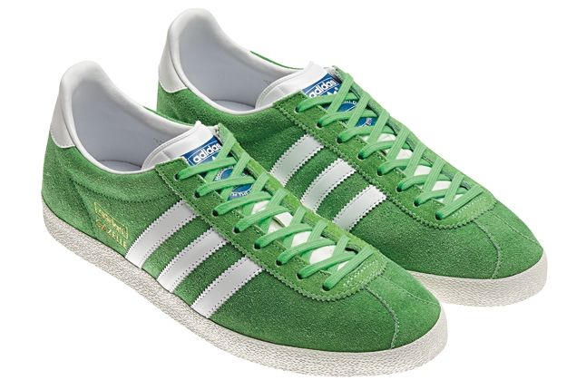 Adidas Originals Spring Pack Gazelle Og Green Hero 1