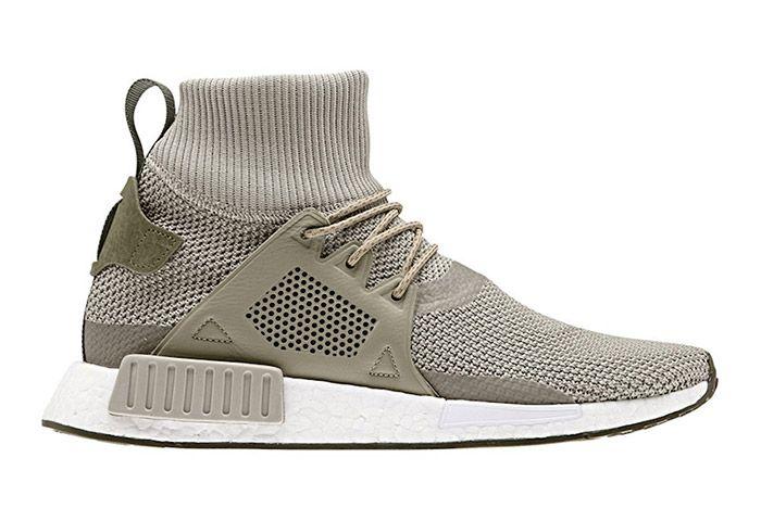 Adidas Nmd Xr1 Boost Winter Sneaker Freaker