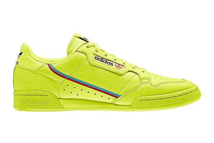 Adidas Rascal Semi Frozen Yellow Sneaker Freaker