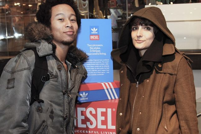 Diesel Adidas Party 1 1