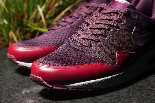 Nike Air Max 1 Engineered Mesh Mahogany Toes 1