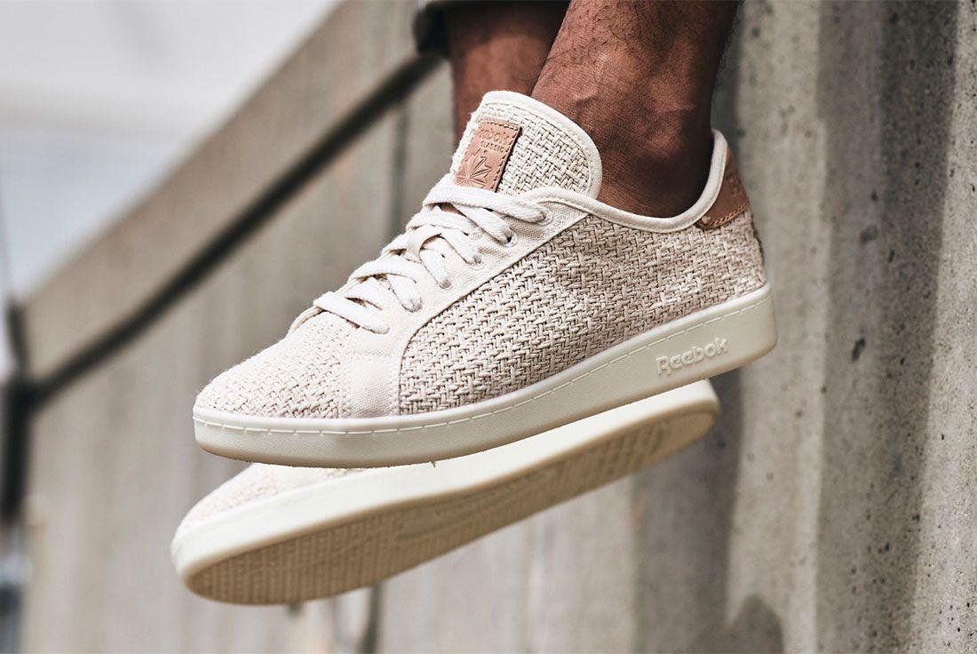 Reebok Corn Shoe On Foot