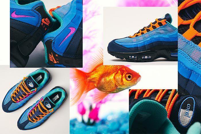 Nike Air Max 95 Lapstone Hammer Coral 2