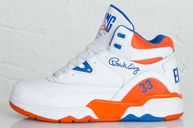Ewing Athletics Guard Knicks 4