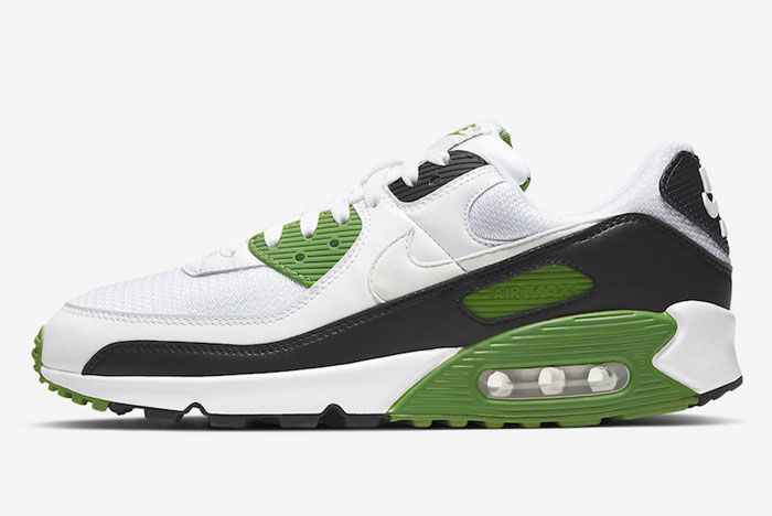 Nike Air Max 90 Chlorophyll Left