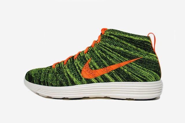 Nike Lunar Chukka Flyknit Fall 2013 Colours