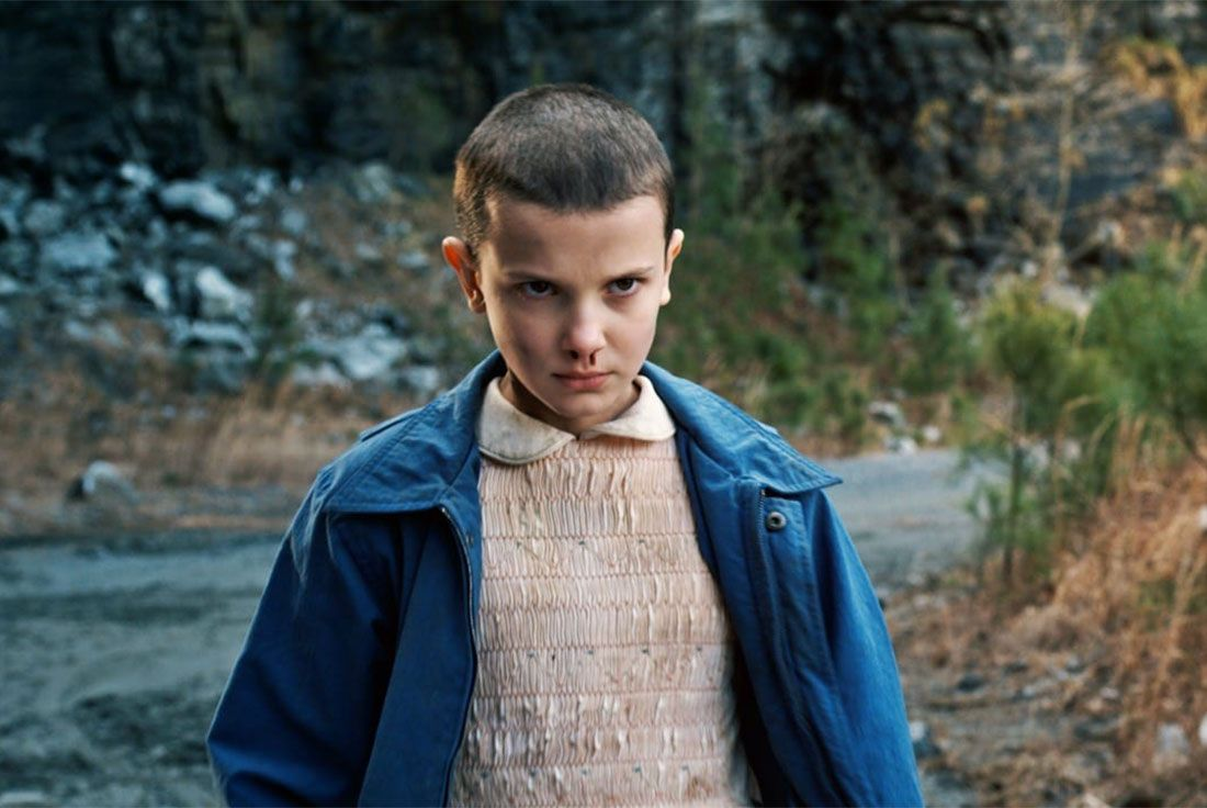 Stranger Things Sneakers Eleven