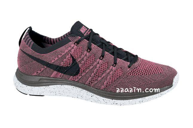 Nike Flyknit Lunar1 Pink Grey 1