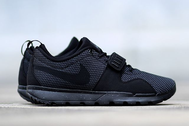 Nike Sb Trainerendor  Black Dark Grey 4