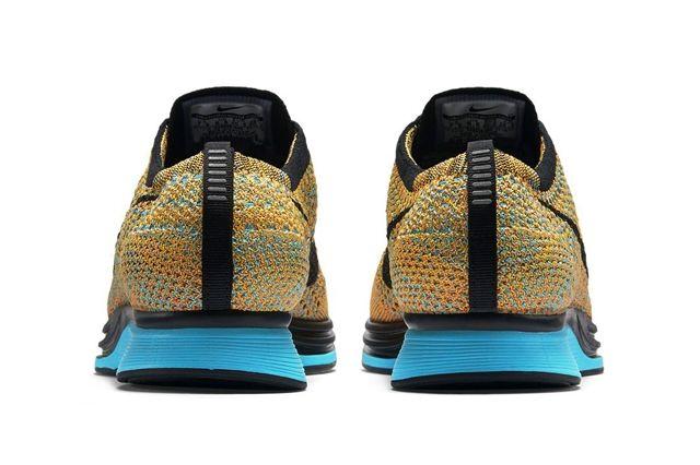 Nike Flyknit Racer Sherbet 3