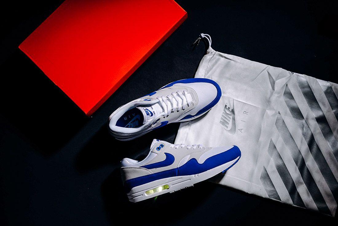 Nike Air Max 1 Og Anniversary Blue 5