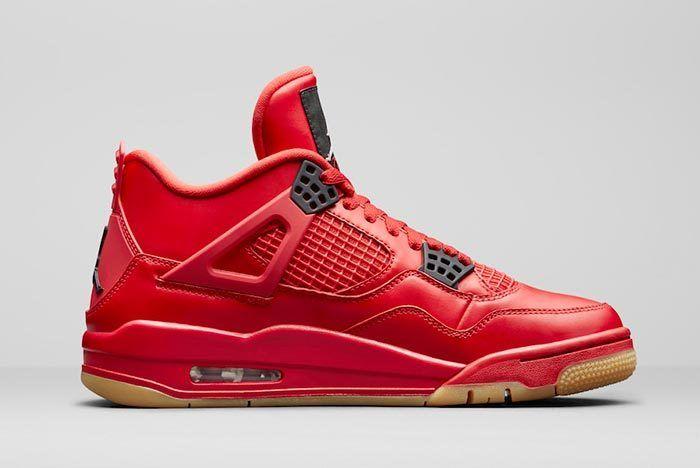 Air Jordan 4 Singles Day Fire Red Av3914 600 Release Date