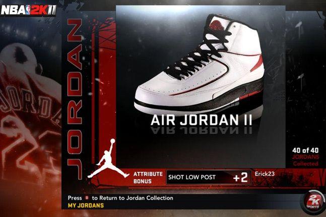 Jordan Nba 2K11 Ii 1