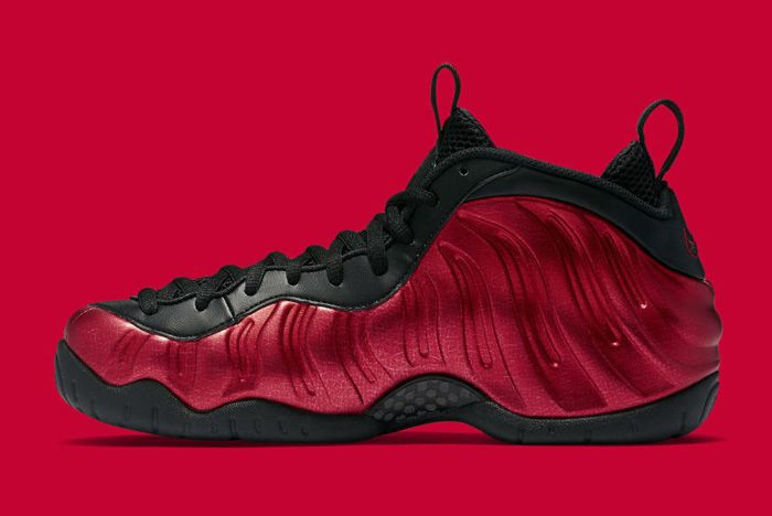 Nike Air Foamposite Pro Red 5