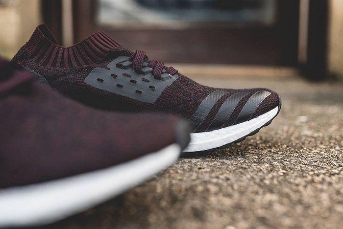 Adidas Ultraboost Uncaged Dark Burgundy 2