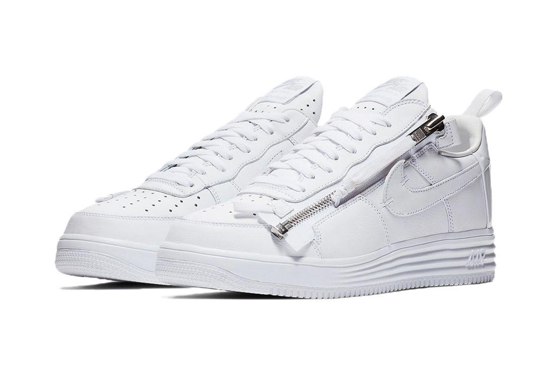 Acronym X Nike Lunar Force 1 Sneaker Freaker 4