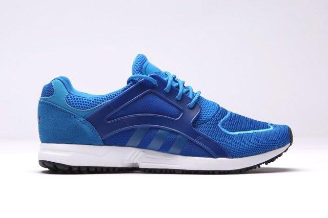 Adidas Racer Lite Pool Blue 5