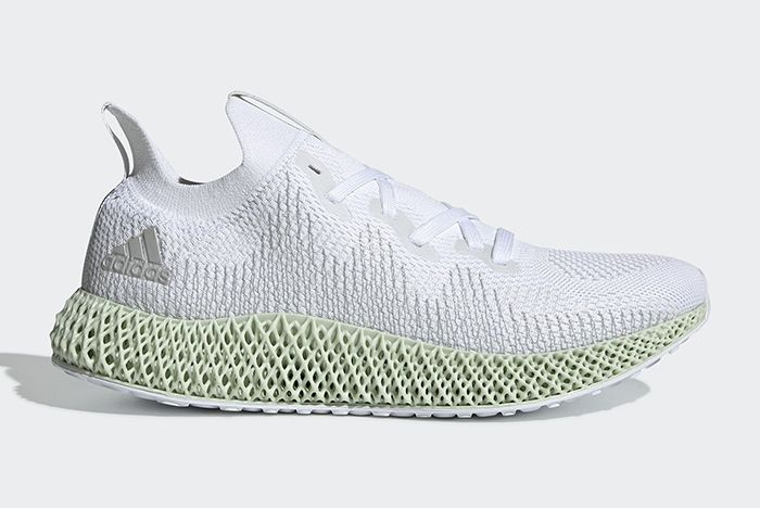 Adidas Alphaedge 4D White 1