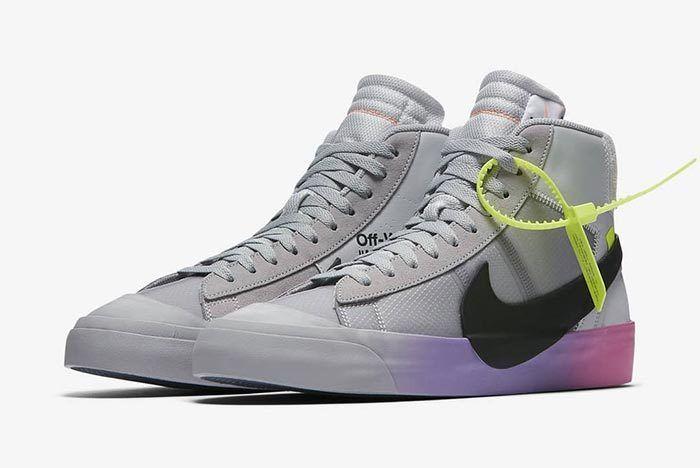 Off White Serena Nike Blazer 7
