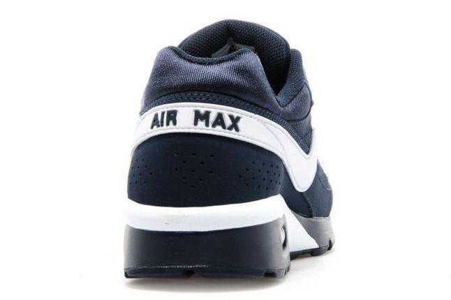 Nike Bw Air Max Navy Heel 1