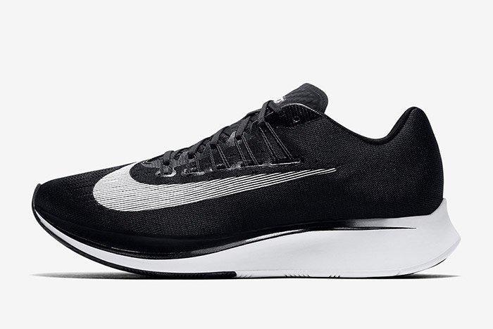 Nike Zoom Fly Black White 7