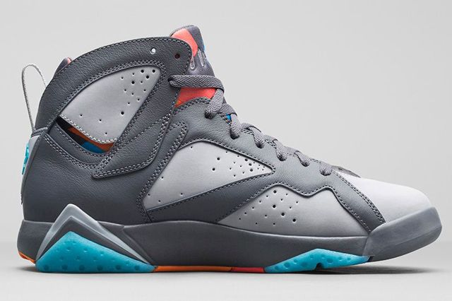 Air Jordan 7 Barcelona Days 7