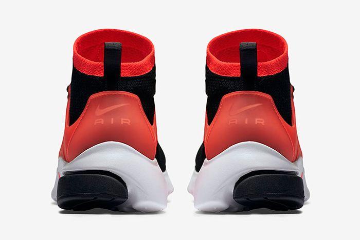 Nike Air Presto Ultra Flyknit Bright Crimson2