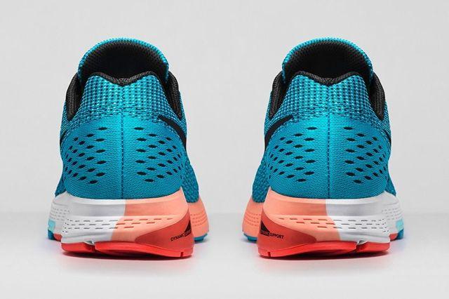 Nike Zoom Air Structure 19 Blue Lagoon Crimson 3