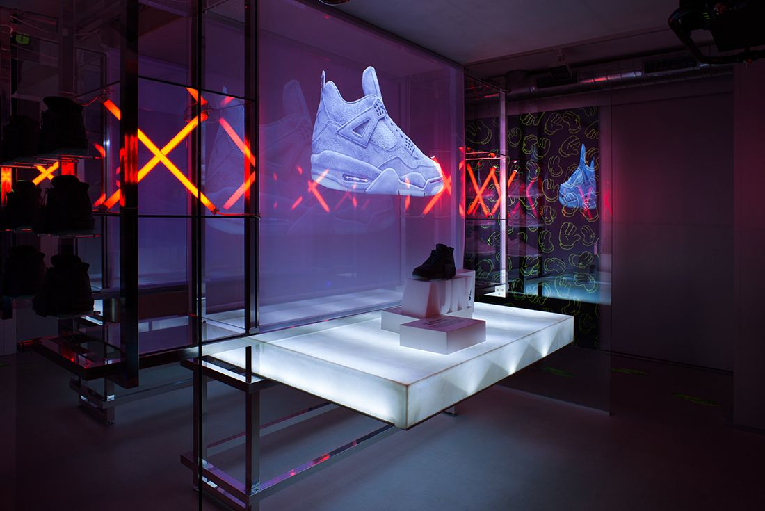 Titolo Launches Kaws X Air Jordan 4 Pop Up In Zurich3