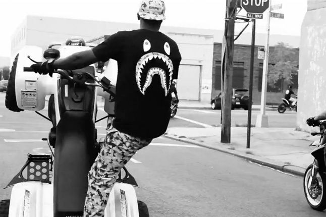 Stussy Bape Iii Collaboration Collection Video 1