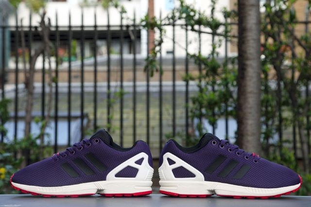 Consortium Zxflux Violet Red Sideviews